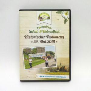 Historischer Festumzug zum Schul- und Heimatfest 2016 - DVD